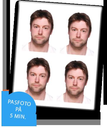 Pasfoto eksempel